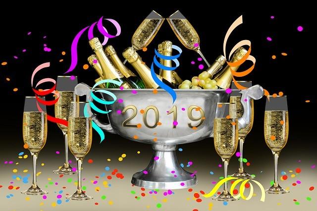 แบบปฏิทิน ปีใหม่ 2019